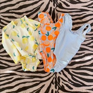 18 Month Bathing suit bundle